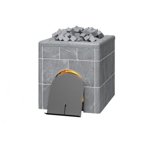 Дровяная банная печь по-черному Tulikivi SK950