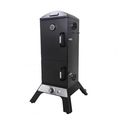 Вертикальный газовый шкаф коптильня Broil King VERTICAL GAS SMOKER