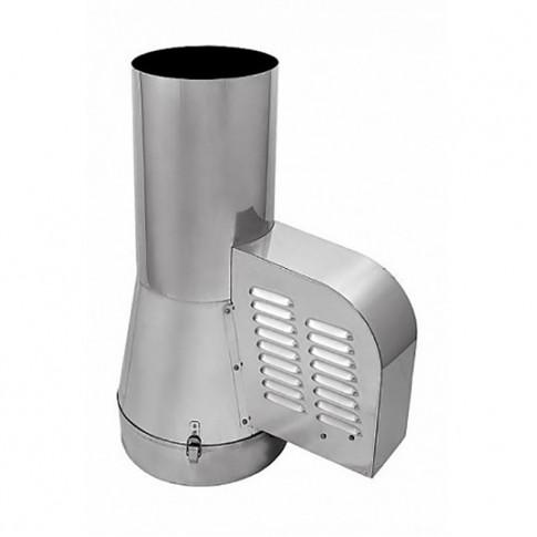 Дымосос с вертикальным выбросом дымовых газов Darco BK 150