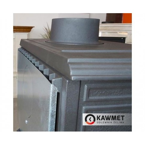 Печь-камин Kaw-Met PREMIUM S11 8,5 KW