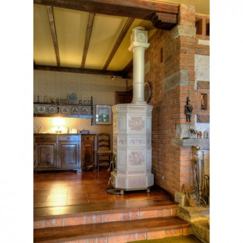 Печь-камин La Castellamonte OTTAGONA 3 размер