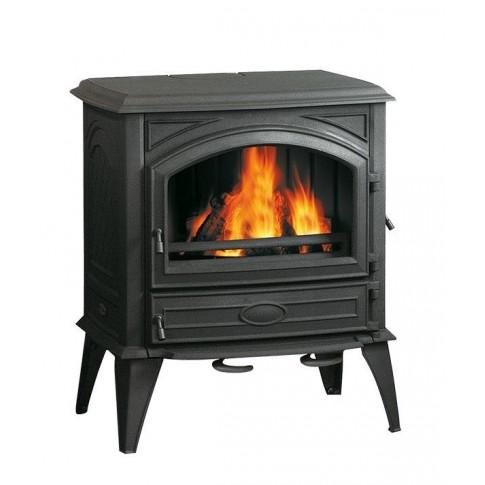 Печь-камин мультитопливная Dovre 640GM