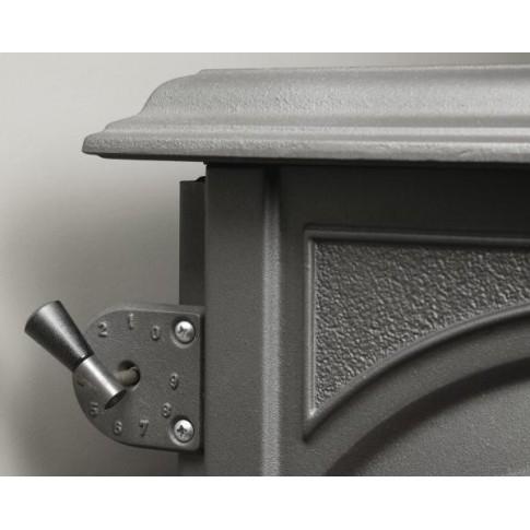 Печь-камин мультитопливная Dovre 760GM