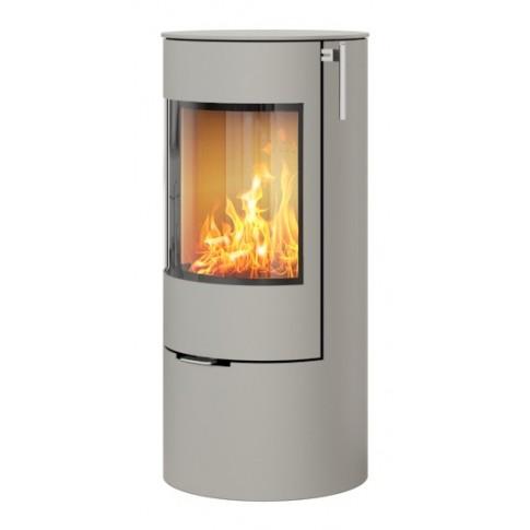 Печь-камин RAIS Viva L 100 со стальной дверцей цветная