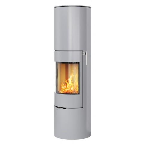 Печь-камин RAIS Viva L 160 со стальной дверцей