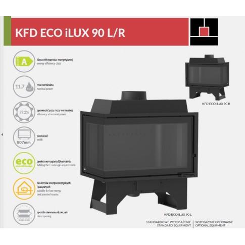 Топка KFD ECO iLUX 90 R