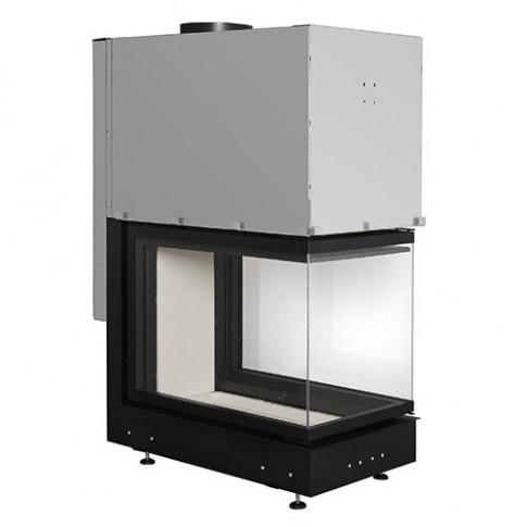 Топка MCZ Forma T50 стекло с трех сторон