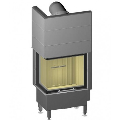 Топка SPARTHERM Varia 2L-55h-4S